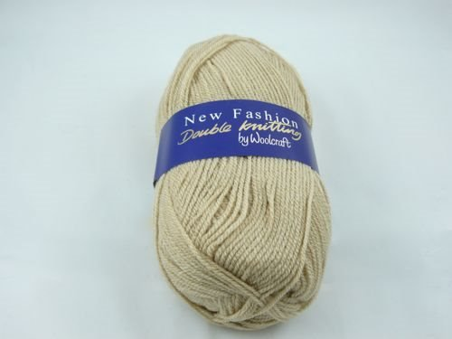 Wool Craft New Fashion Double Knitting Beige