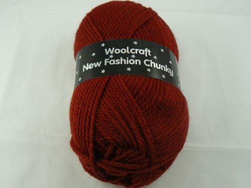 Wool Craft New Fashion Chunky - Terracotta