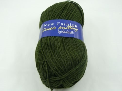 Wool Craft New Fashion Double Knitting Olive