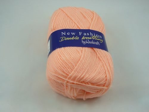 Wool Craft New Fashion Double Knitting Peach