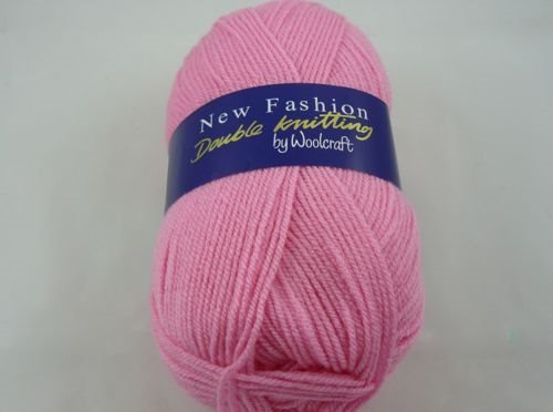 Wool Craft New Fashion Double Knitting Fondant