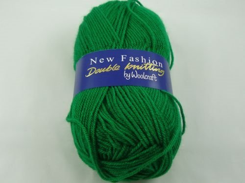 Wool Craft New Fashion Double Knitting Emerald