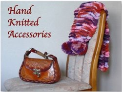 Hand Knitted Accessories