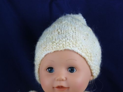 Spring Baby Outfit For 16 Doll Knitted Tiny Tears Clothes Free