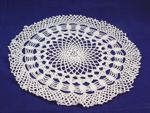 Crocheted Table Centre