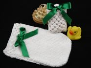 Knitted Bath Room Accessories