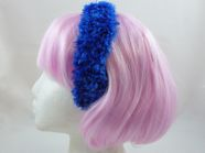 Thick Fluffy knitted hairband