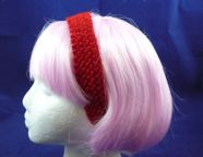 Moss Stitch Hairband