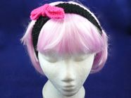 Knitted hair band | knitted hairband