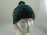 adults basic DK bobble hat