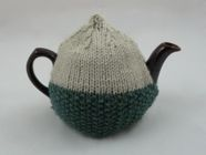 Acorn Knitted Tea Cosy