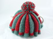 Traditional Tea Cosy Knitting Pattern : Knitted Tea Cosies Free Knitting Patterns Knitted Tea Cosy Nixneedles UK