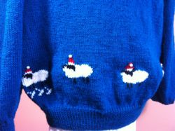 mans christmas jumper