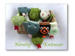 Novelty Knitwear; Nixneedles UK