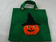Pumpkin Trick or treat bag